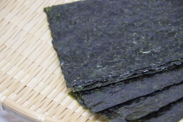 博多名島屋の海苔はおいしくて栄養も沢山