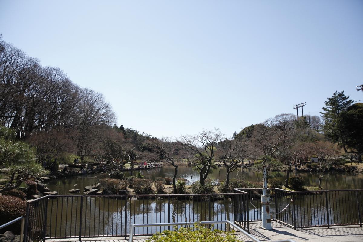 こども自然公園(大池公園) 大きな池がトレードマークの多目的公園